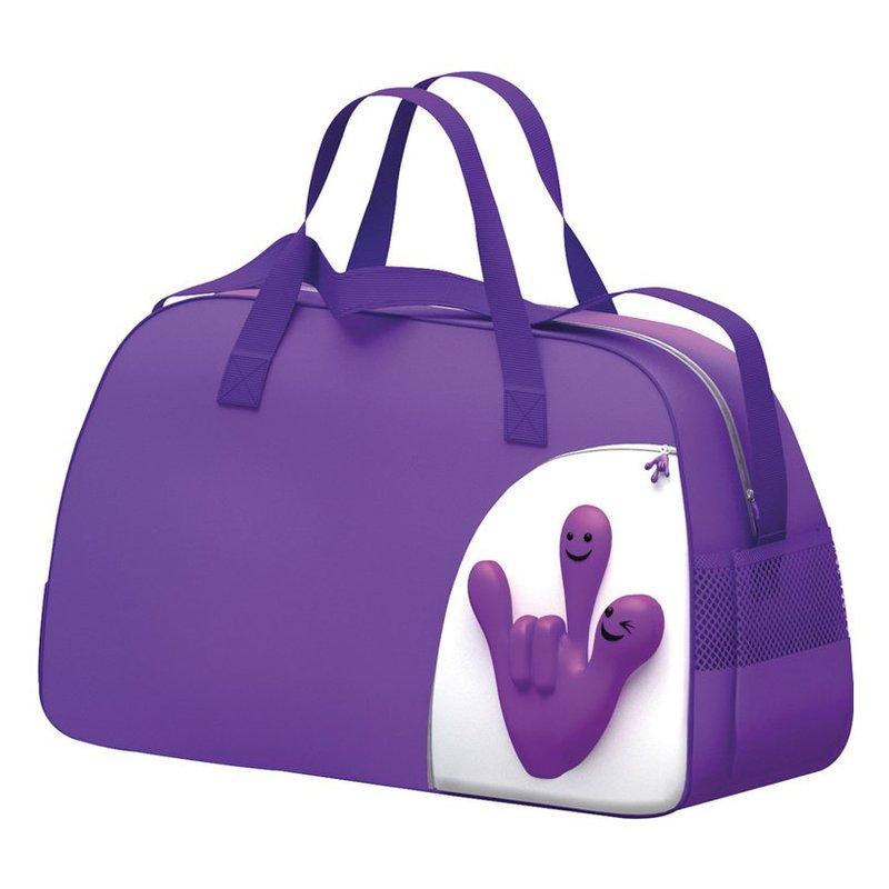 B64444 violet