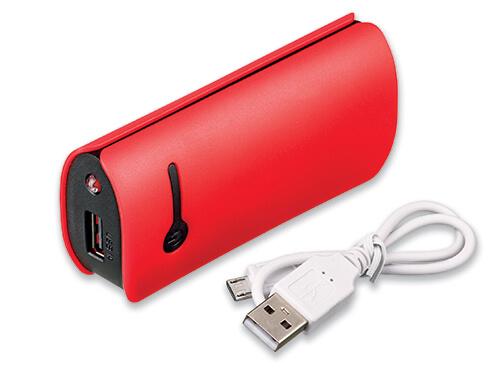 Baterie externa B45261 rosie