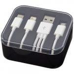 Cabluri 3 in 1 B134262 negru