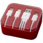 Cabluri 3 in 1 B134262 rosu