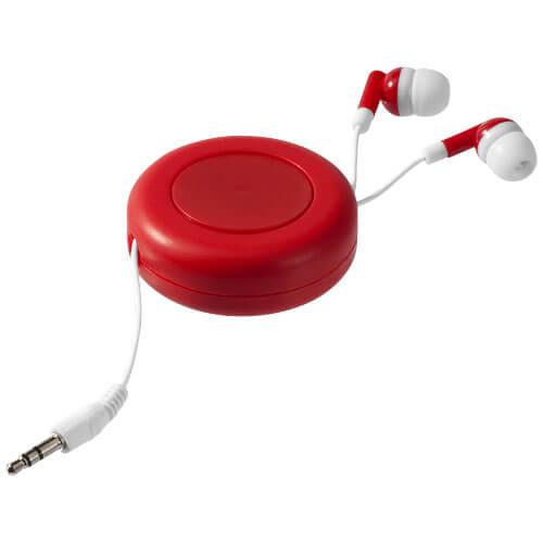 Casti audiu B108235 rosii