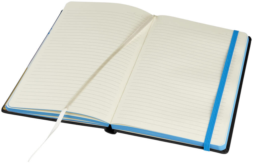 Notes 107082 negru cu elastic albastru interior