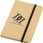 Notes B106735 elastic negru personalizat