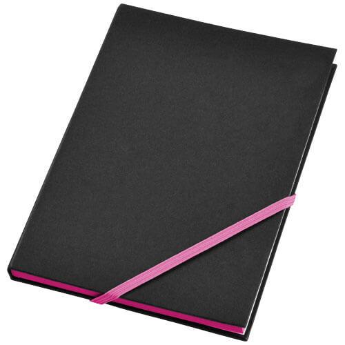 Notes B106742 elstic roz
