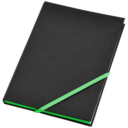 Notes B106742 elstic verde