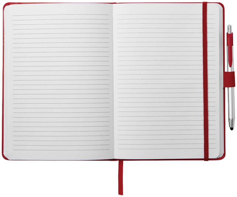 Crown Journal & Pen-Stylus