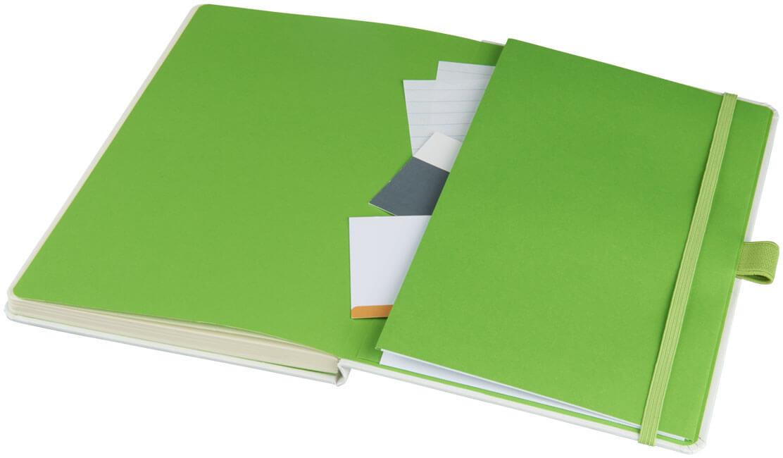 Notes B107081 alb buzunar