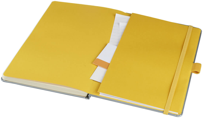Notes B107081 argintiu buzunar