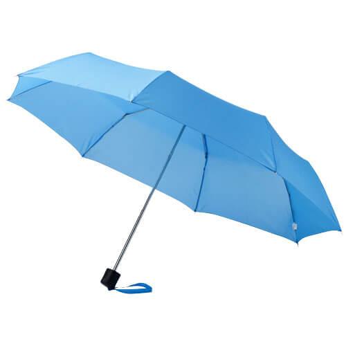 Umbrela B109052 albastru deschis