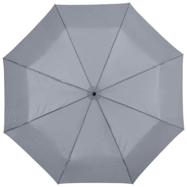 Umbrela B109067 gri de sus