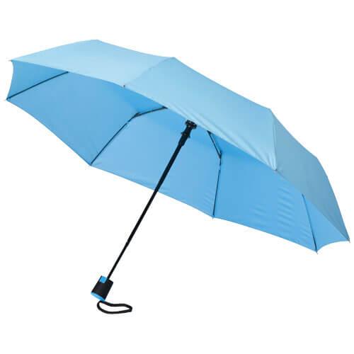 Umbrela B109077 albastru deschis