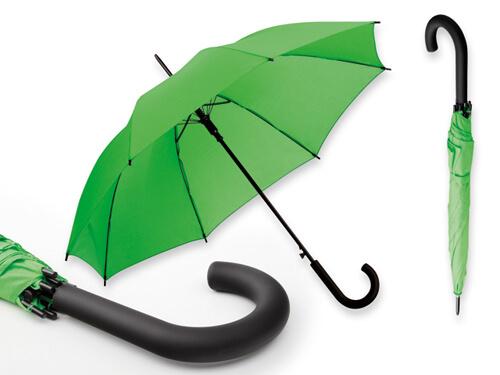Umbrela B31116 verde reflectiv