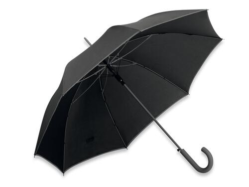 Umbrela B31129 neagra cu antracit