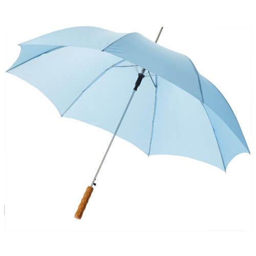 Umbrela automata B109017 albastru deschis