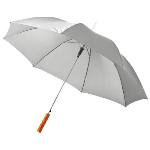 Umbrela automata B109017 gri deschis