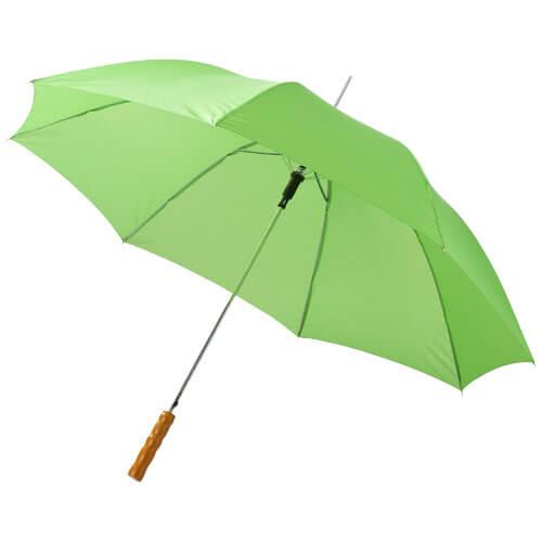 Umbrela automata B109017 verde bright