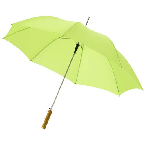 Umbrela automata B109017 verde lime