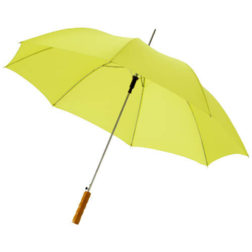 Umbrela automata B109017 verde neon