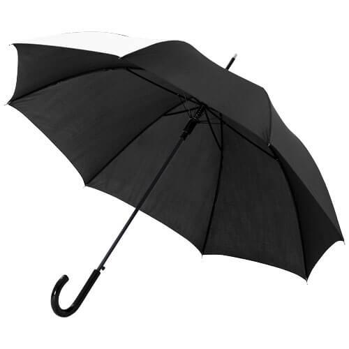 Umbrela automata B109100 neagra cu alb