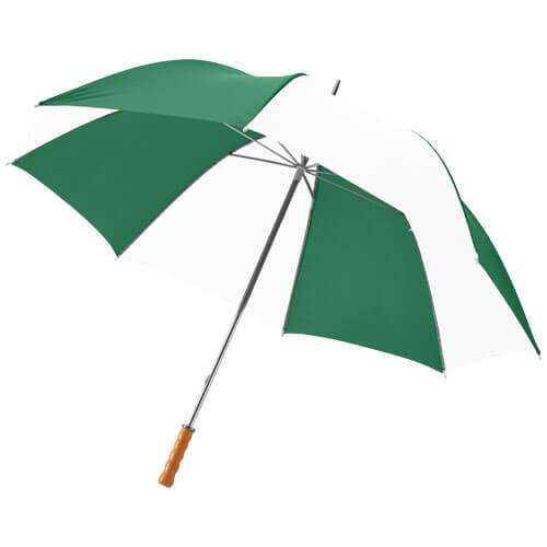 Umbrela doua persoane B109018 alb cu verde