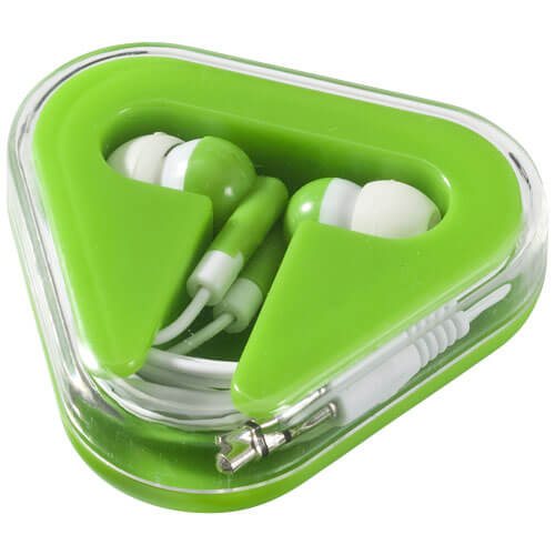 casti audio B108213 verde lime