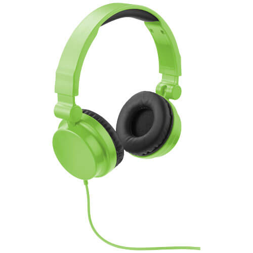 casti audio B108255 verde lime