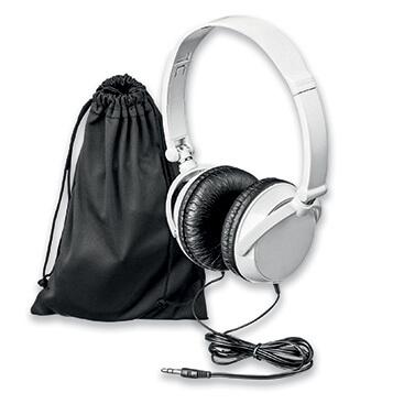 casti audio B45270 albe