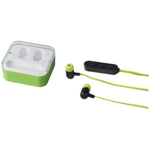 casti audio bluetooth B134263 verde