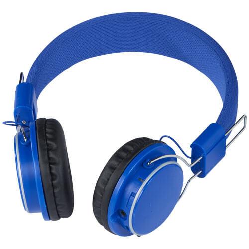 casti audio cu bluetooth B134199 albastre