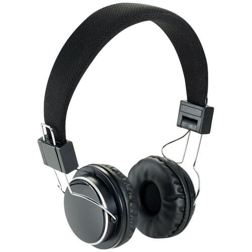 casti audio cu bluetooth B134199 negre