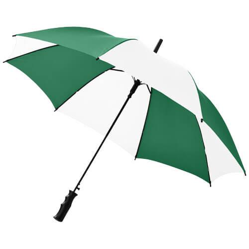 umbrela B109053 alb cu verde