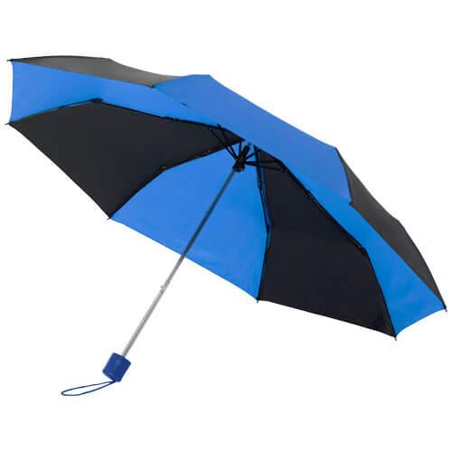umbrela B109095 albastra cu negru