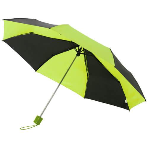 umbrela B109095 negru cu verde