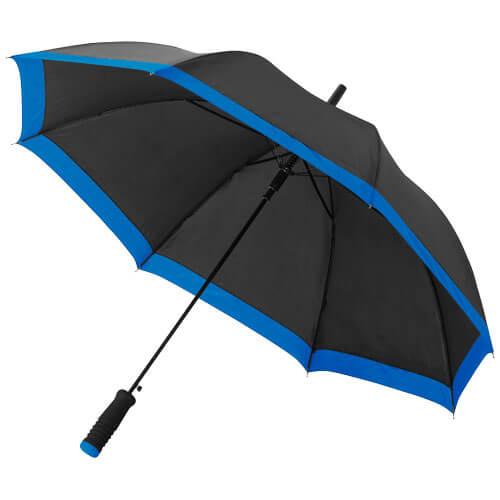 umbrela B109097 neagra cu albastra