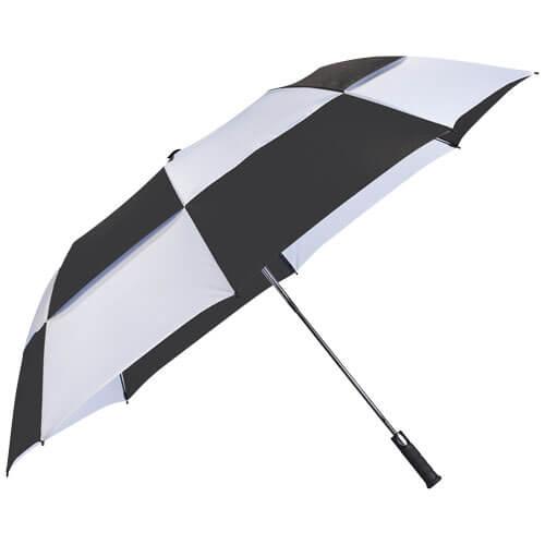 umbrela SLAZENGER B109114 alb cu negru