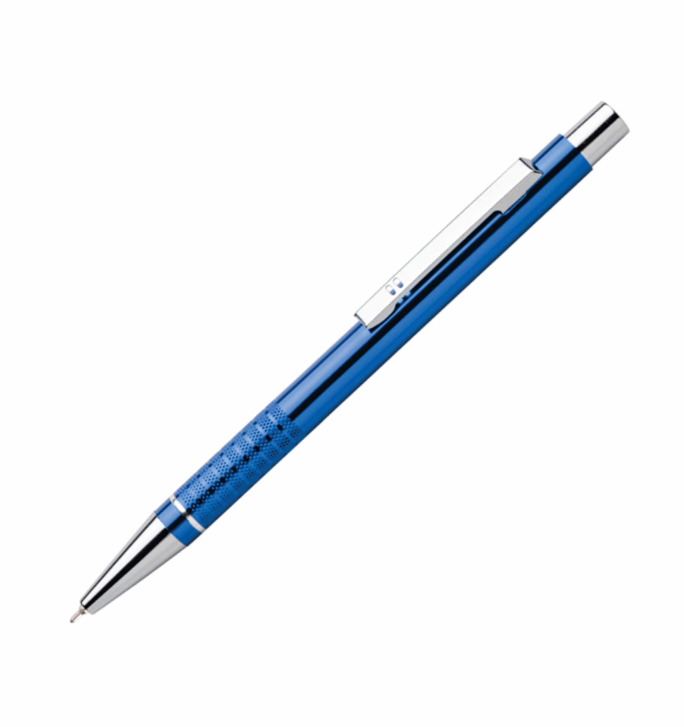 pix metalic bonito albastru