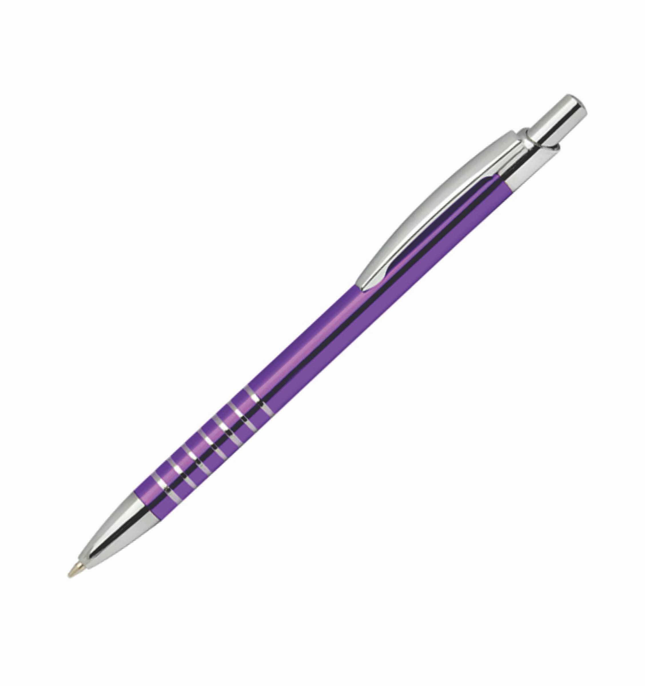 pix metalic ring violet