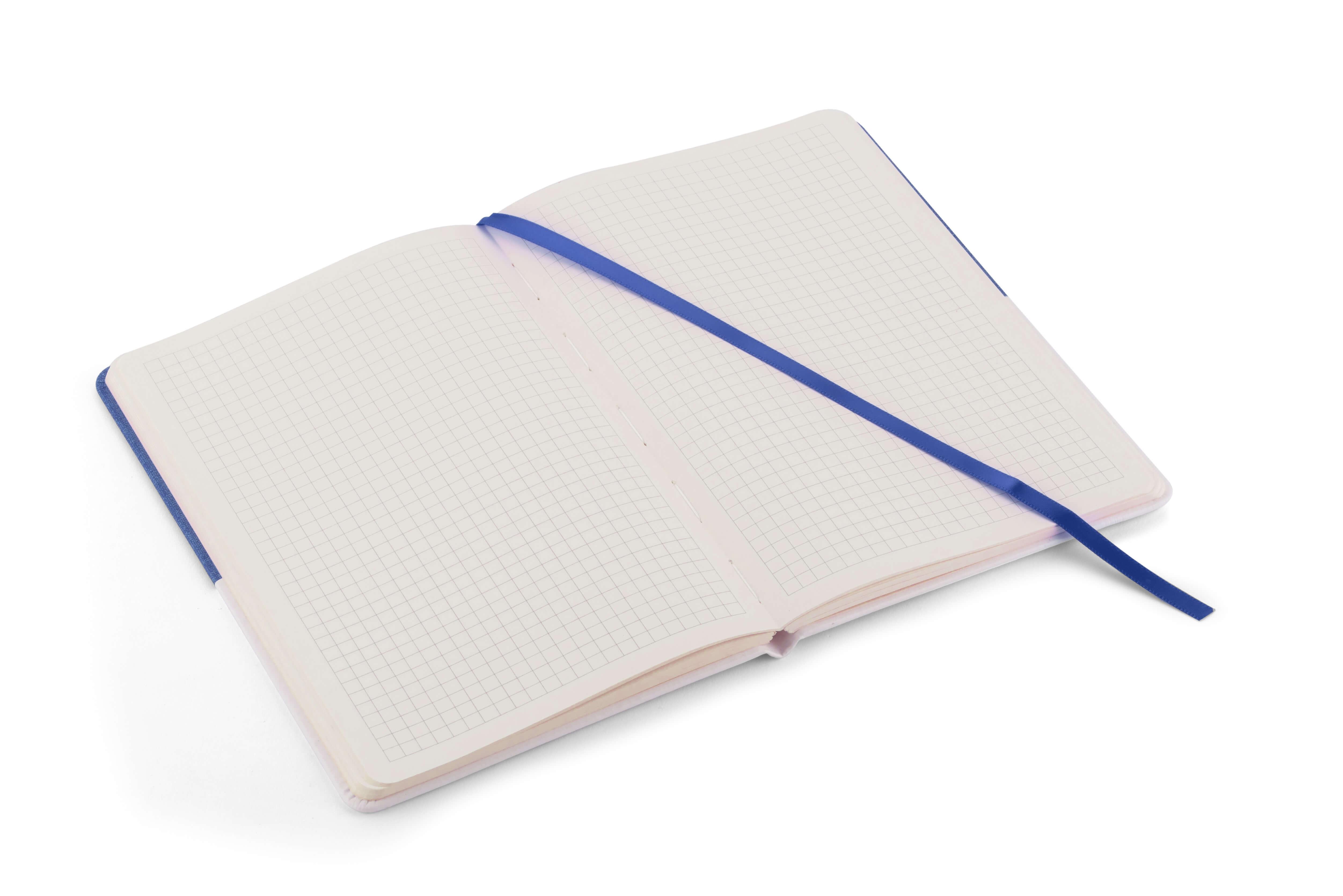 interior notebook twin albastru