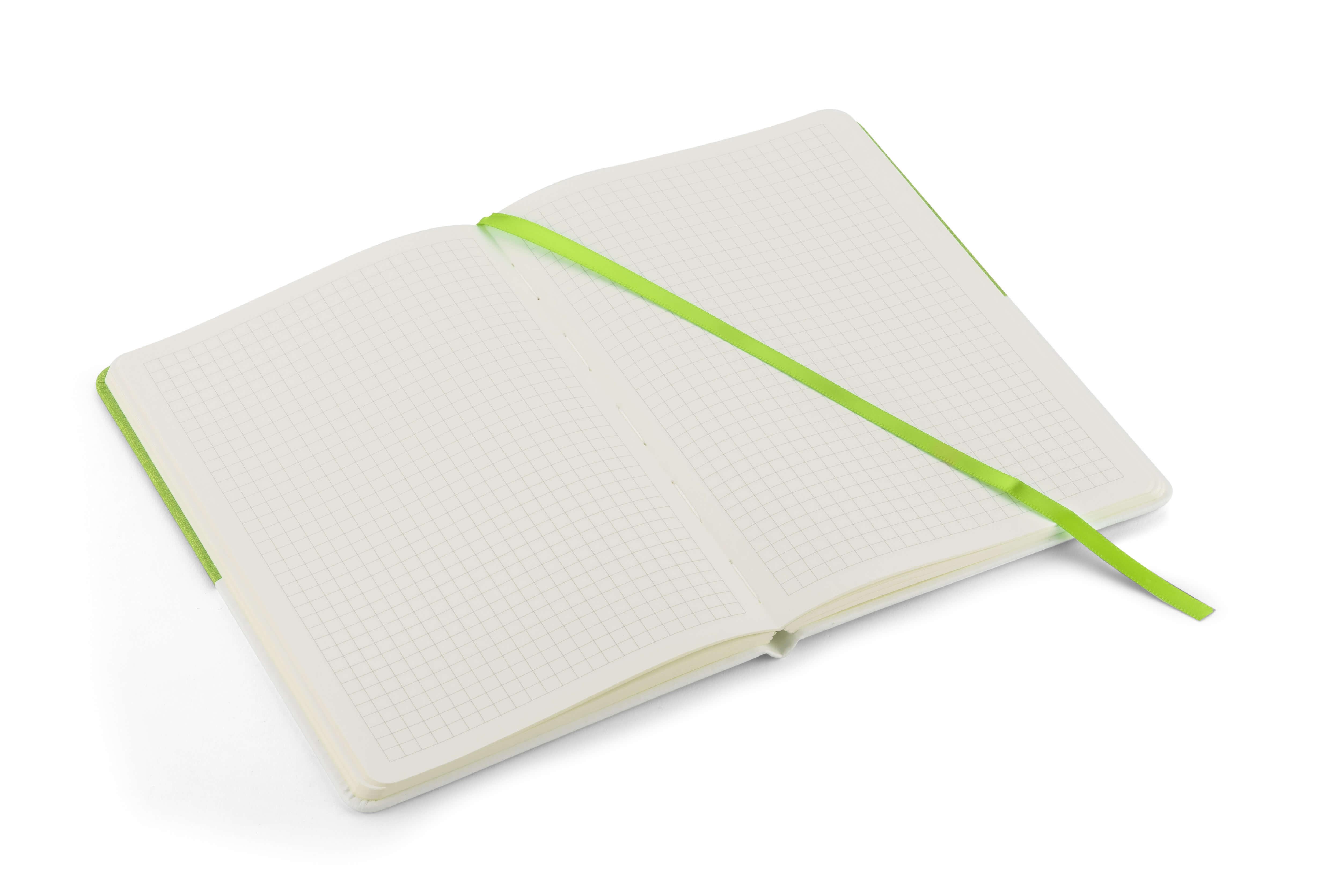 interior notebook twin verde