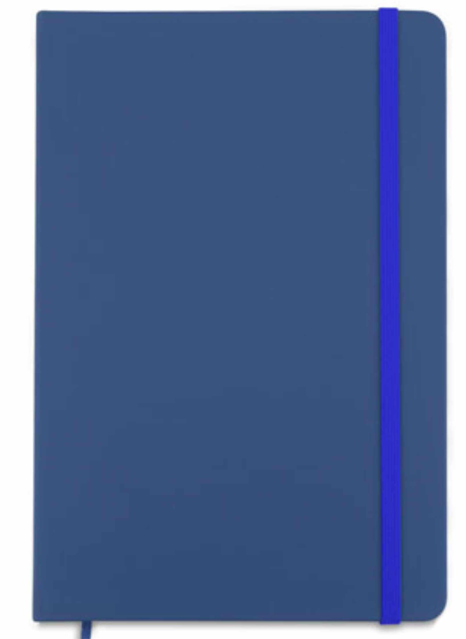 notebook VITAL albastru