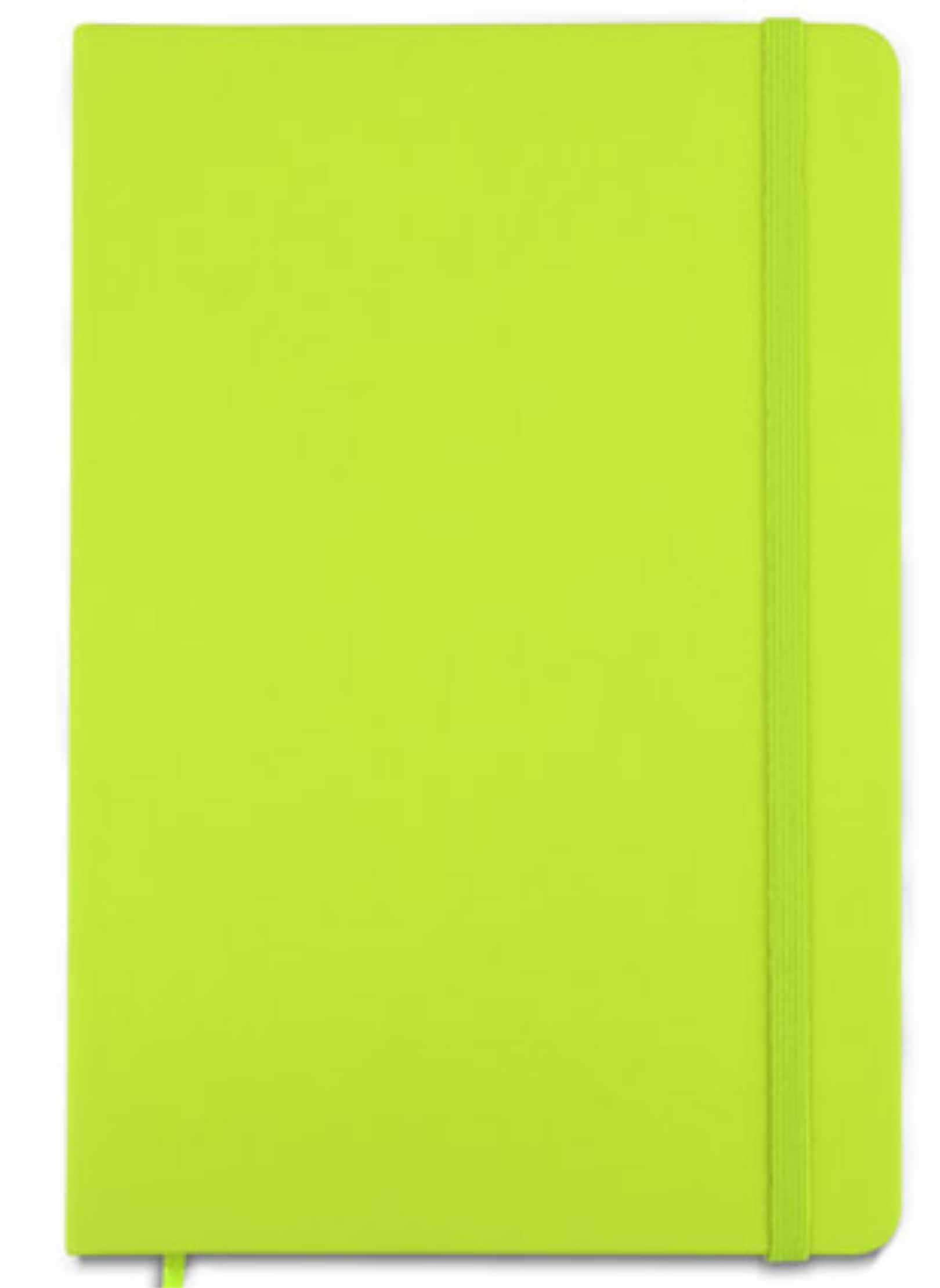 notebook VITAL verde