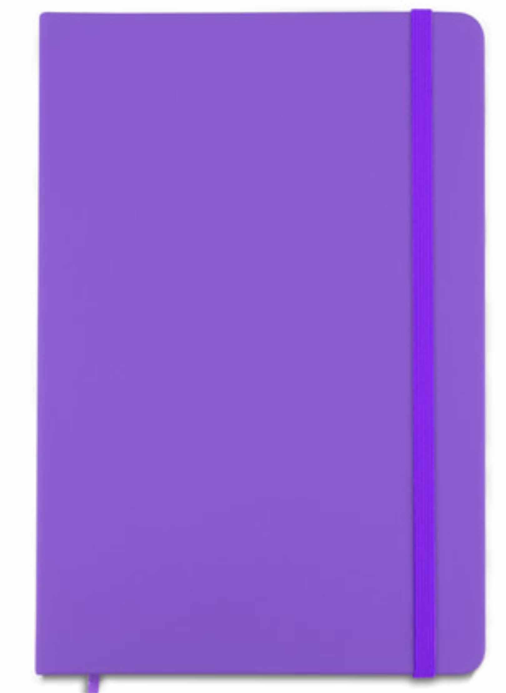 notebook VITAL violet