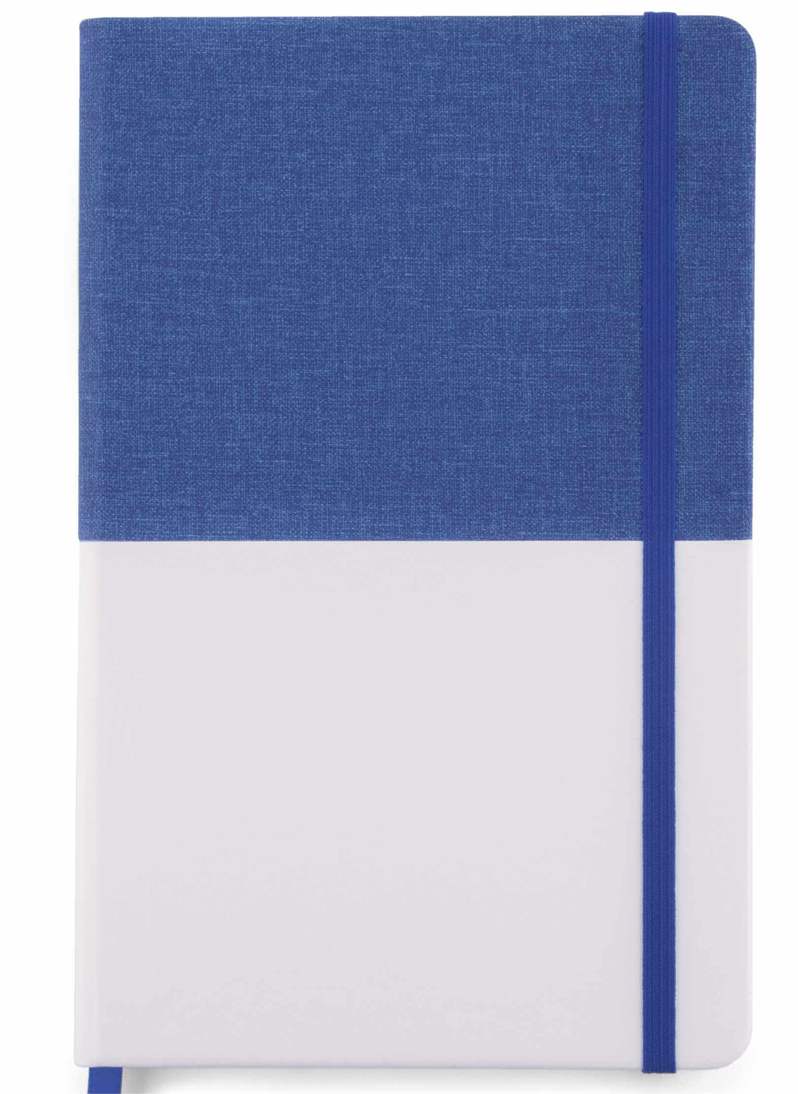 notebook twin albastru nou