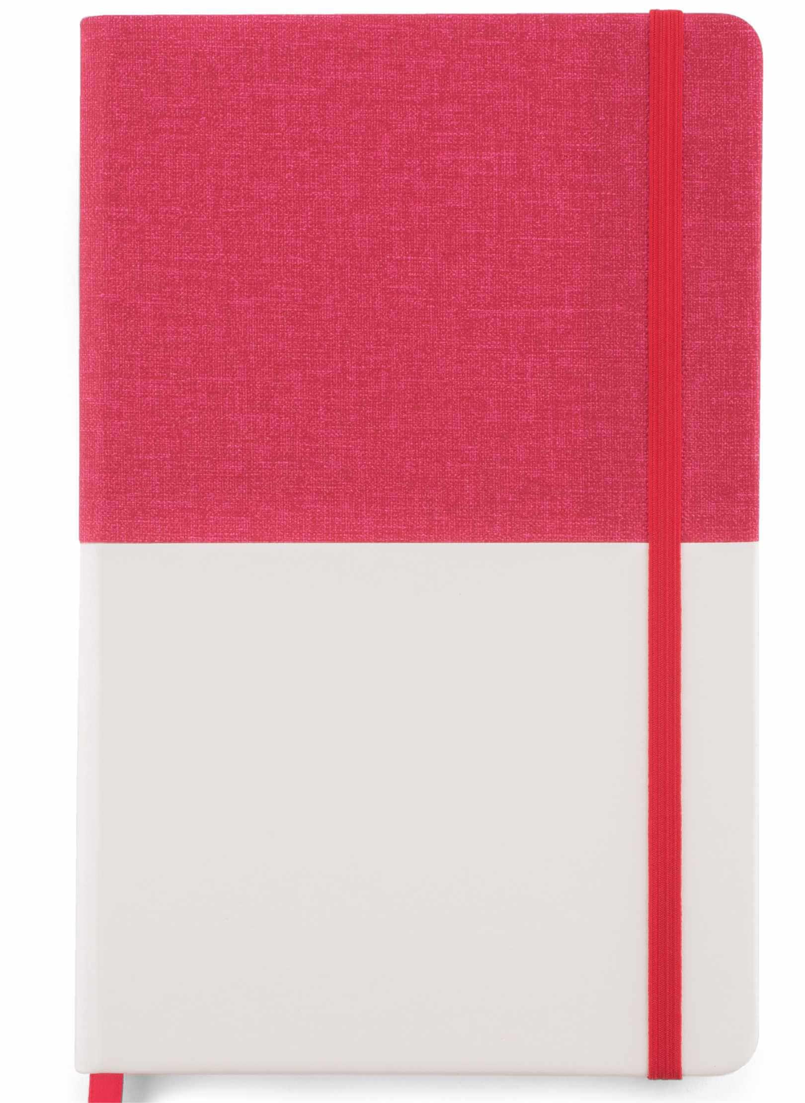 notebook twin rosu
